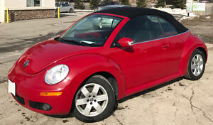 2007 Volkswagen Beetle Convertible