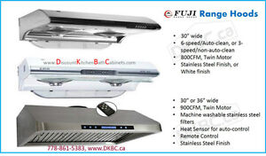 Fuji Range Hoods for Sale