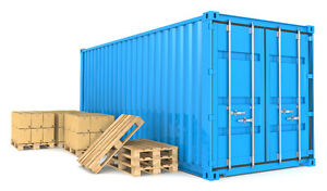 Used 40ft HC container - High Cube Transport Container Kingston Kingston Area image 6