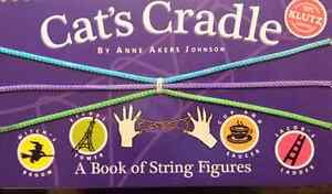 cats cradle book/game
