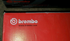 Brand New - 2 Front Brembo Brakes.  Were for 2001 BMW 330i.