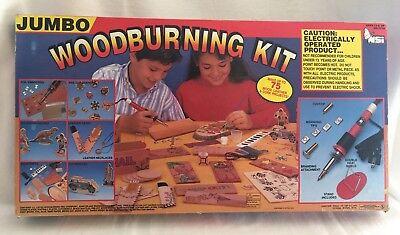 Комплекты Jumbo Woodburning Kit NSI Vintage