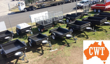 Central West Trailers. Best Value for Money Trailers Aus made! Orange Area Preview