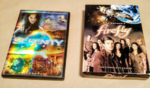Firefly - Complete series and Serenity DVD
