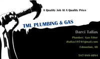 TML Plumbing & Gas - Fixture Installation, Repairs & More!