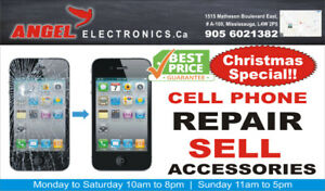 Christmas Special Cell Repair Offer