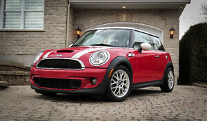 2011 Mini Cooper S Turbo