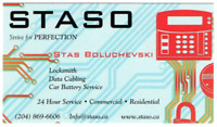 STASO Cabling & Network Solutions