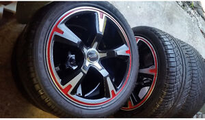 Wheels, Rubber and Spacers