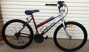 """bicycle Women's 26"""" bike Shimano gears 18 speed good condition Belmont Lake Macquarie Area Preview"""