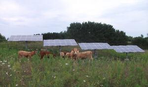 Solar Ground Mount - NOW $19, 995