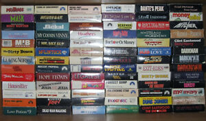 VHS movies for only a buck! Peterborough Peterborough Area image 3