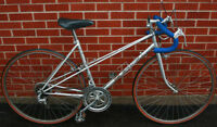 Vintage Raleigh Womans Road Bike
