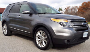 2014 Ford Explorer Limited SUV, 4x4