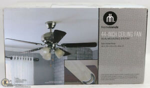"HOMETRENDS 44"" CEILING FAN"