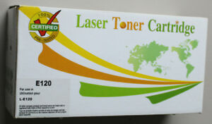 Lexmark E120 Black Toner Cartridge High Yield ..... $29.99