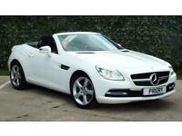 2014 Mercedes-Benz SLK 2.1 SLK250 CDI BLUEEFFICIENCY 2DR AUTOMATIC Convertible D