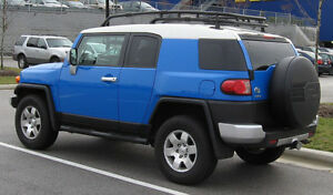 Fj Cruiser Parts Wanted