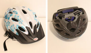 BELL Casque de vélo (bicycle helmet) {{ Like NEW . Comme NEUF }}