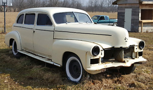 1949 Cadillac series 75 fleetwood for sale