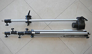 Boom arm plus stand package