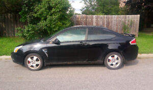 Ford Focus 2008 SES with bad transmission and no reverse