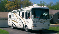 2003 National Tropical A Class Diesel Motor Home