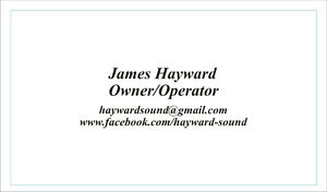 DJ Available for Weddings OR Parties - HAYWARD SOUND St. John's Newfoundland image 2