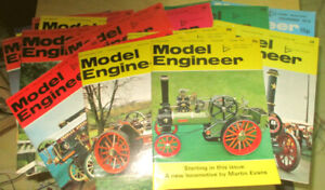 Model Engineer Magazines