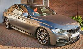 F31 F30 BMW 330D M SPORT X DRIVE BREAKING * PARTS*