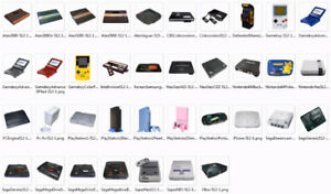 Reparation gamegear, snes, nes , sega, N64, gamecube, wii etc