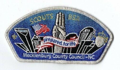 Boy Scout Mecklenburg County Council Scouts BSA CSP/SAP