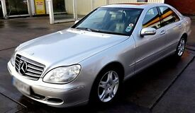 Mercedes Benz s320cdi 53 Plate low miles full main dealer service history