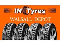 4x 225/40R18 Technic Runflat Tyres Fitting is Available 225 40 18 tyres x4