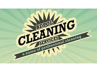 Professional Deep Clean - Regular clean - End of Tenancy - After Builder Clean.