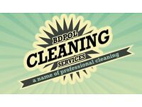 Professional Deep Clean OR End of Tenancy Cleaning (From £60) and 1 room free carpet Clean