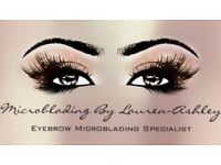 MICROBLADING EYEBROWS - INTRODUCTORY OFFER - HIGHLY DISCOUNTED