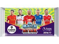 Match Attax 16/17 Premier League Swap or Sale
