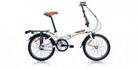 Folding bike - B'Twin Hoptown 7 (second hand)