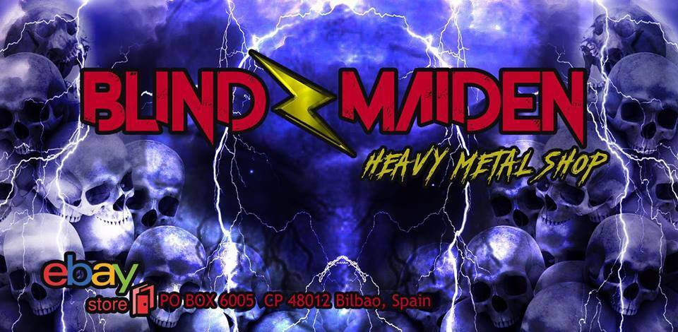 BLIND MAIDEN METAL STORE