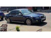 """Rover 75 CDTi 2.0 Diesel Automatic 54k miles Contemporary SE Xenons Premium bumper 18"""" wheels !!!"""