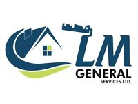 LM GENERAL SERVICES LTD : WE PROVIDE PAINTING WORK, DECORATING WORK, AND CLEANING WORK.