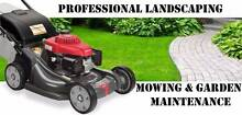 Professional Lanscaping,Mowing & Garden Maintenance Service Gawler Gawler Area Preview