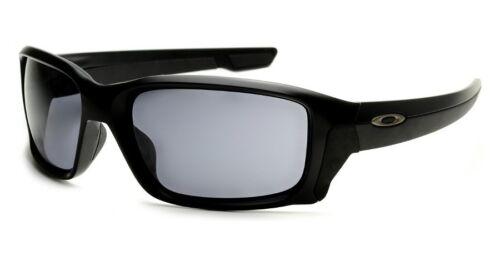NEW Oakley - Straightlink - Sunglasses, Matte Black / Grey, OO9331-02
