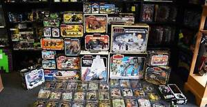 WANTED VINTAGE PLAYSETS STARWARS TURTLES GHOSTBUSTERS ECT toys Holden Hill Tea Tree Gully Area Preview