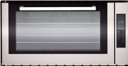 Technika 900mm stainless steel Electric Oven & Gas Cooktop