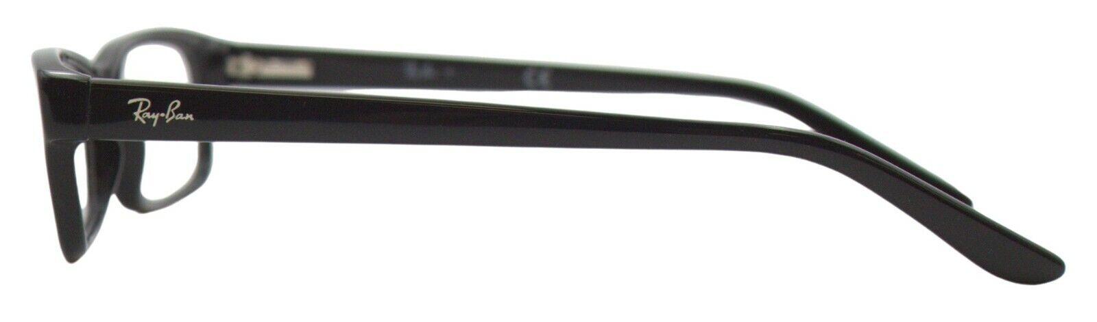 Ray-Ban Damen Herren Brillenfassung RX5187 2000 50mm schwarz Vollrand BO81 B