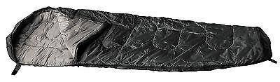 Army Mummy Sleeping Bag Black Us Special Forces Ksk Marines Navy Seals Mummy