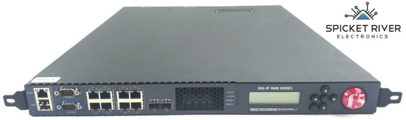 F5 Networks BIG-IP 3600 Local Traffic Manager Load Balancer - READ