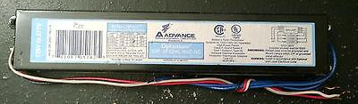 2 X Philips Advance Iop-3p32hl-90c-sc Optanium Ballast 120-277v